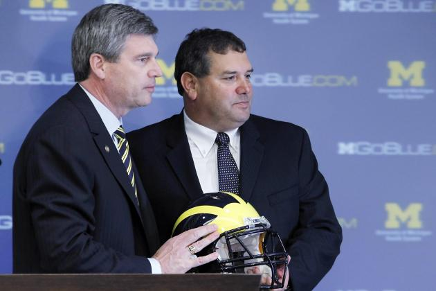 Big Ten Football: Big Ten Athletic Directors Among Nation's Best