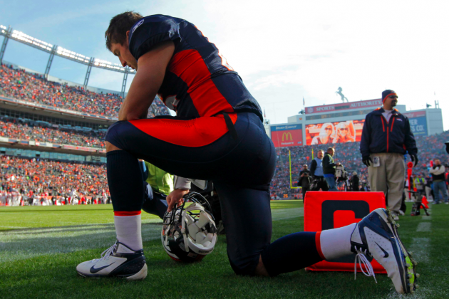 Madden 13: Tebowing is a Hilarious Addition to the Classic Video Game
