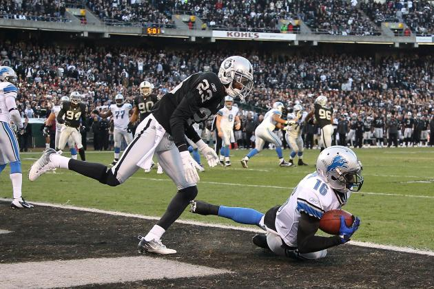 Detroit Lions Need Titus Young to Grow Up so He Can Step Up in 2012