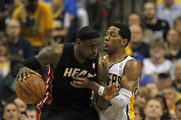 NBA Playoffs 2012: Pressure Points in Pivotal Game 5 of Heat vs. Pacers