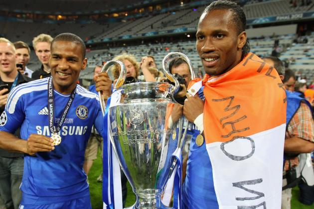 Didier Drogba to Quit Chelsea for 'leap into the Unknown' in Shanghai