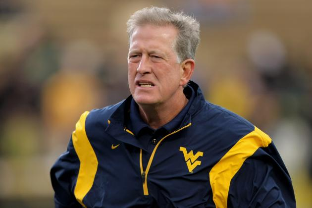 Former Mountaineers Coach Bill Stewart Dies of Apparent Heart Attack