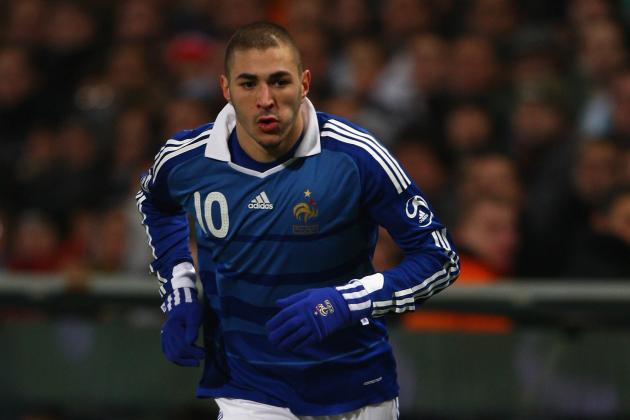 Euro 2012 Players to Watch: Karim Benzema of France