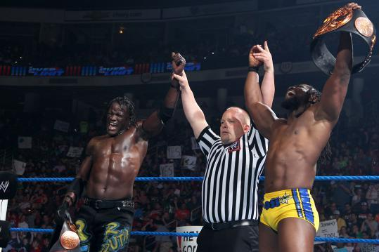 WWE Over the Limit 2012 Review: Why Kofi and R-Truth Deserved the Tag Team Belts