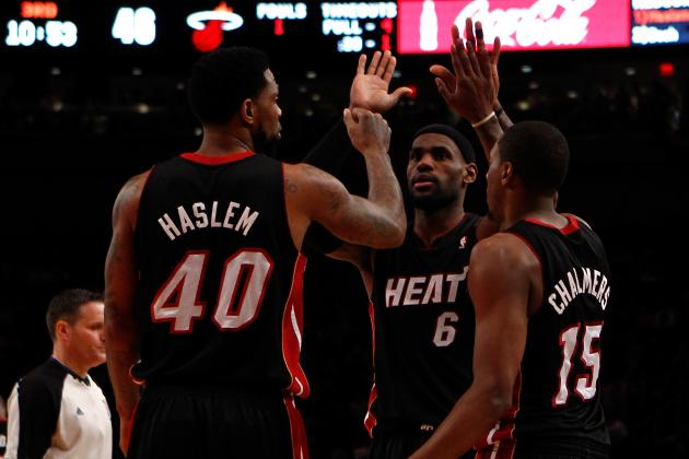 Chris Bosh: Miami Heat Must Not Bank on Star's Return Any Time Soon