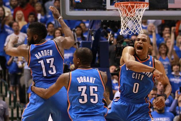2012 NBA Playoffs: Why Spurs-Thunder Will Be Most Thrilling Series in Playoffs