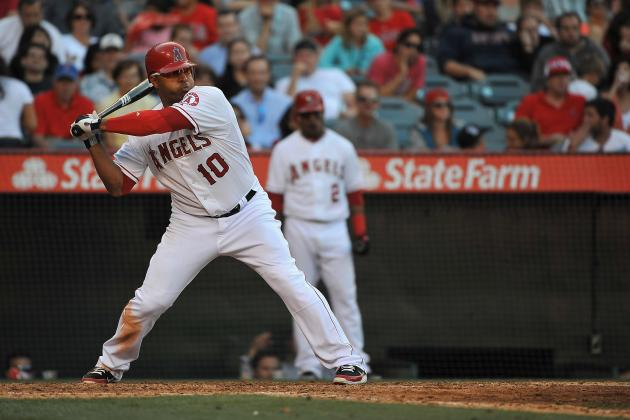 Los Angeles Angels' Vernon Wells out 6 to 10 Weeks with Thumb Injury