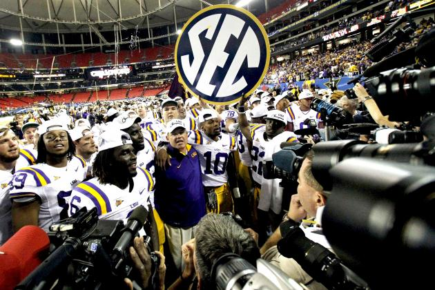 SEC Football: SEC Network on the Horizon, Possibly as Soon as 2014