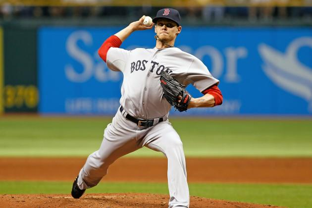 Clay Buchholz Holds the Key to the Remainder of the Red Sox Season