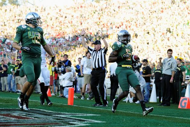 10 Little-Known Facts About Oregon Ducks Football
