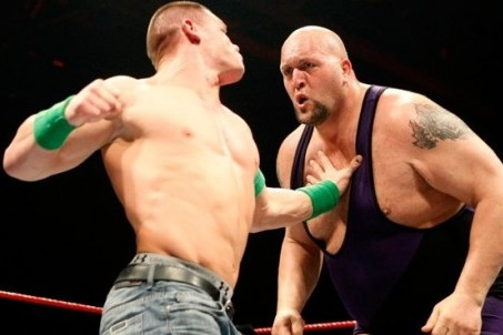 WWE: Laurinaitis Reveals John Cena vs. Big Show at No Way Out, What Will Happen?
