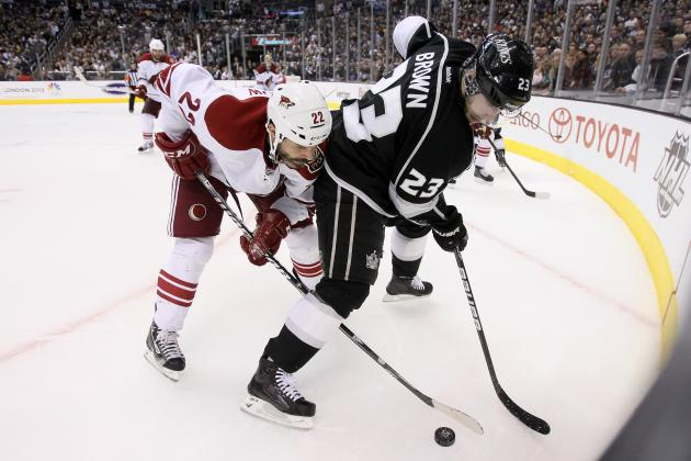 Stanley Cup Playoffs: The Phoenix Coyotes Look to Game 5 with Renewed Energy