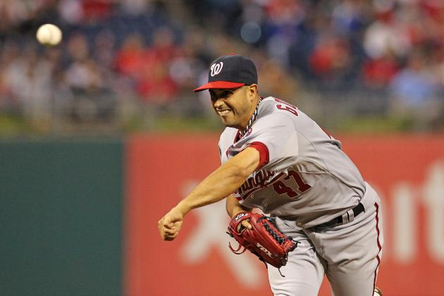 Gio Gonzalez Is the Best Pitcher in Baseball and Will Lead Nats Deep in Playoffs