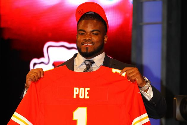 Kansas City Chiefs: Why Dontari Poe Will Struggle in His Rookie Season