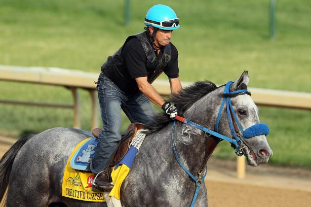 Preakness 2012 Results: Creative Cause Proves He Has Bright Future