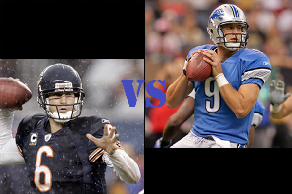 Jay Cutler vs. Matthew Stafford: Who Is the Better QB?