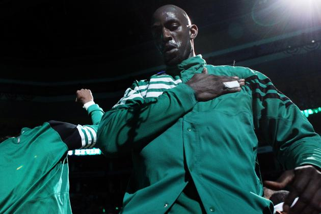 NBA Playoffs 2012: Boston Celtics Ready to Deliver Knockout Blow