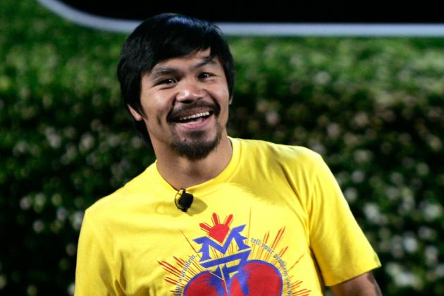 Manny Pacquiao: Pac Man vs. Bradley Fight Will Top Mayweather vs. Cotto Tilt