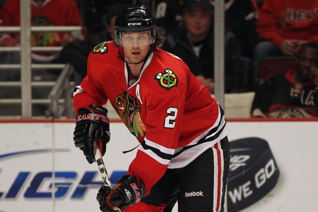 Chicago Blackhawks: Is Duncan Keith over the Hill on the Blue Line?