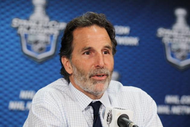 NHL Playoffs 2012: John Tortorella Shows True Colors in 4-1 Loss