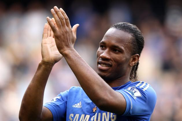 Didier Drogba's Uniqueness Is What Makes Him Chelsea Legend