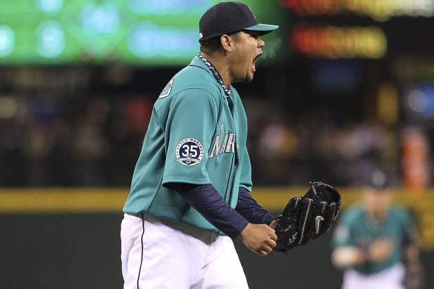 King Felix Returns to Form in Seattle Mariners' 6-1 Win over Texas Rangers