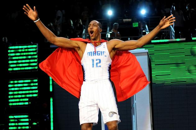 NBA Rumors: Why Dwight Howard Will Either Be a Knick or Laker Next Season
