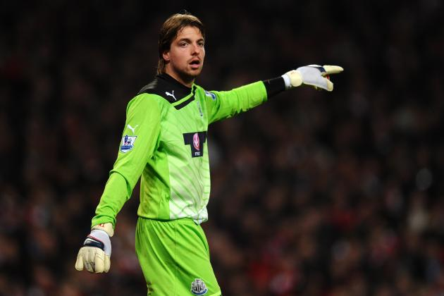 Tim Krul Transfer: How Will Newcastle United React to Chelsea Interest?