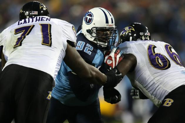 All-Time AFC South Team: The Defensive Tackle Seasons