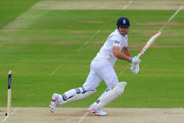 Alastair Cook and Ian Bell Lead England to Victory over the West Indies