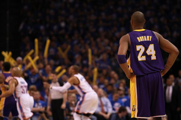 NBA Playoffs 2012: Embarrassing Loss Proves Lakers Need a Major Overhaul