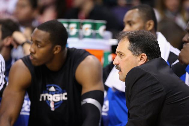 The Orlando Magic: Dwight Howard and the Demise of Stan Van Gundy