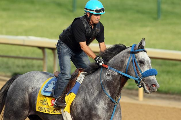 Preakness 2012: Studs Who Need to Run in the Belmont Stakes