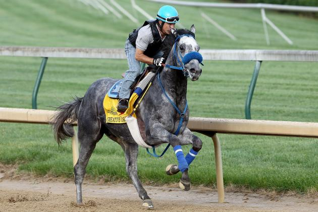 Preakness 2012: Creative Cause Will Build on Show Finish at Belmont Stakes