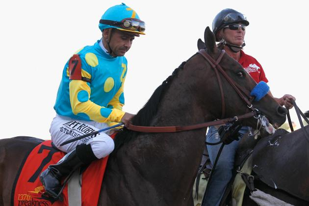 Preakness 2012 Results: Bodemeister Delivers Epic Showing Despite Going Winless