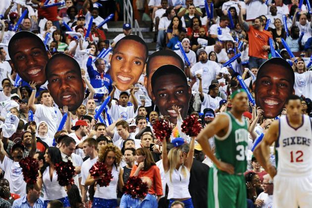 Philadelphia 76ers: Fans Respond to Kevin Garnett Diss