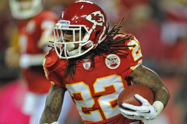 Kansas City Chiefs: Dexter McCluster's Opportunities Are Limited in 2012