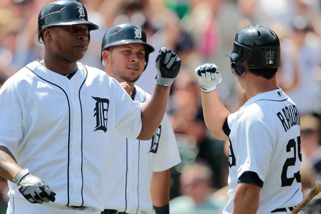 Alex Avila Picks Right Time to Go on a Roll for Tigers