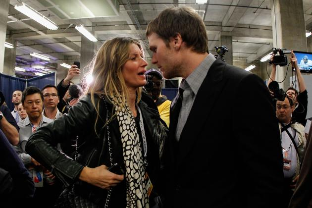 Tom Brady and Gisele Bundchen Reportedly Expecting 2nd Child