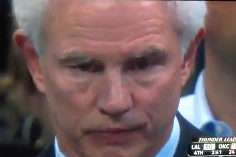 Thunder vs. Lakers: Mitch Kupchak Gets Clowned out of NBA Playoffs