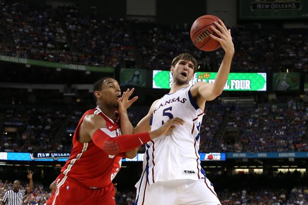 Jeff Withey Will Be Kansas Basketball's Most Important Player