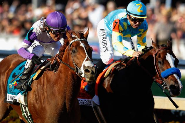 Preakness 2012: Horse Racing Shouldn't Be Concerned with Low TV Ratings