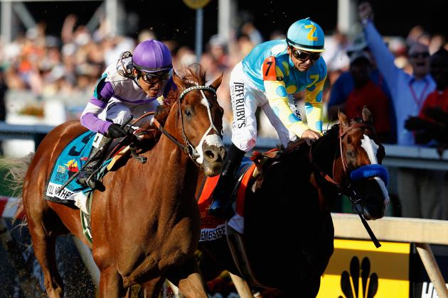 Preakness 2012 Payouts: Bettors Must Hope for Less Predictable Finish at Belmont