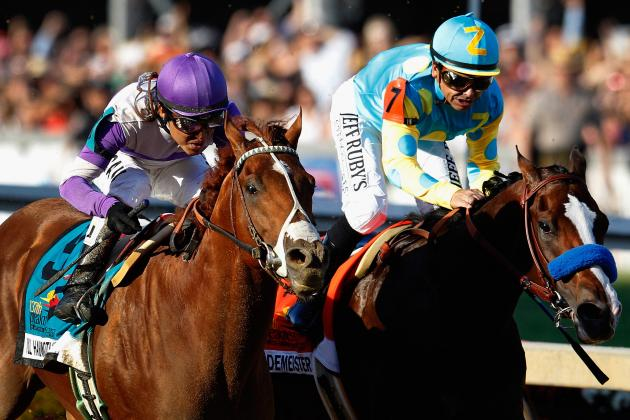 I'll Have Another: Best Belmont Stakes Slots to Ensure Triple Crown Victory