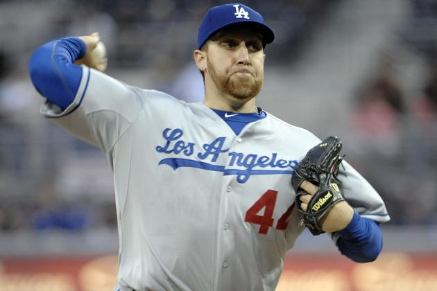 Fantasy Baseball 2012: Emergency Waiver-Wire Pitcher for May 22