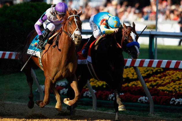 Preakness 2012 Results: Epic Finish Sets Incredibly High Standard for Belmont