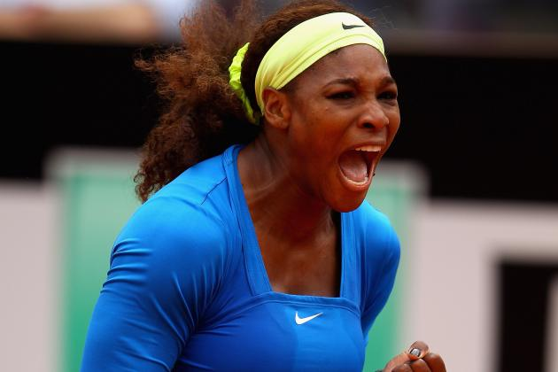 French Open 2012: What Tennis Great Serena Williams Must Do to Win the Crown