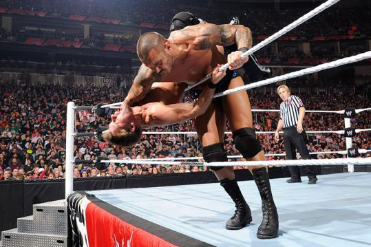 WWE Storyline of the Week: Starting a Feud Between Randy Orton and Chris Jericho