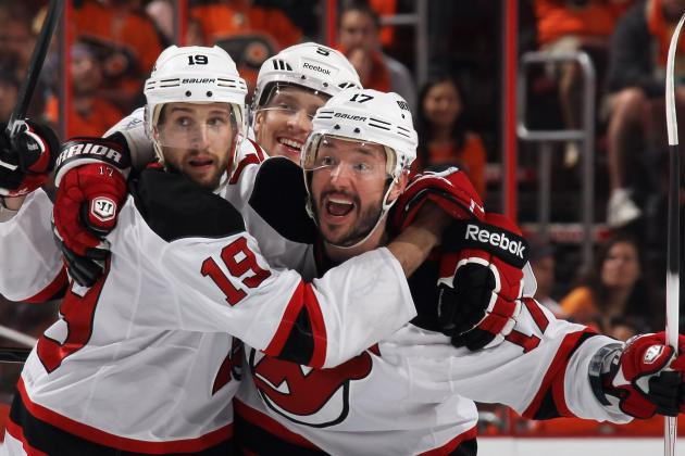 Devils' Kovalchuk Uses 2012 Stanley Cup Playoffs to Silence Critics