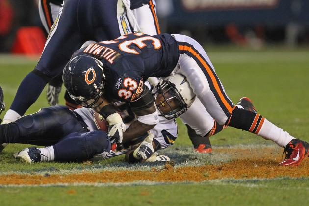 How the Chicago Bears'  Win vs the San Diego Chargers Changed Their 2011 Season